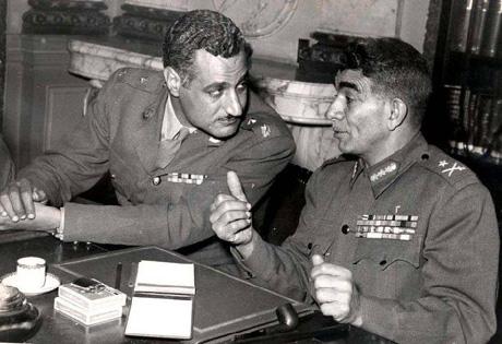 Nasser and Naguib
