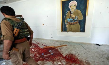 Erbil attack
