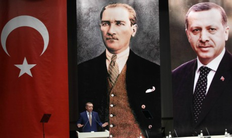 Erdogan, Ataturk