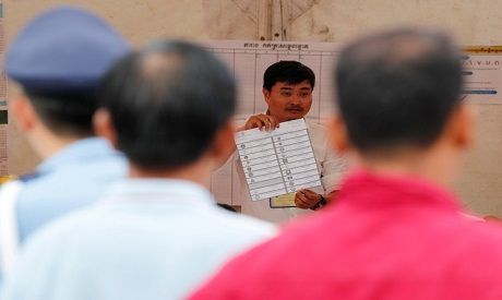 Cambodian general election held despite global concern over opposition crackdown