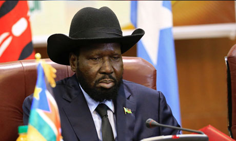 South Sudan President Salva Kiir (Reuters)