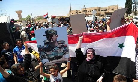 Deraa province, Syria