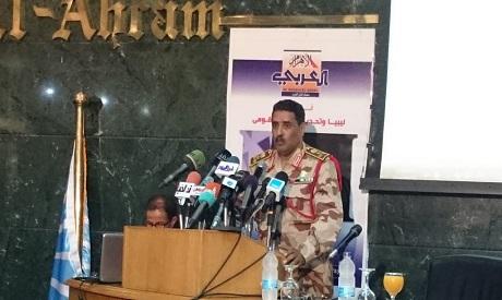 Ahmed al-Mismari