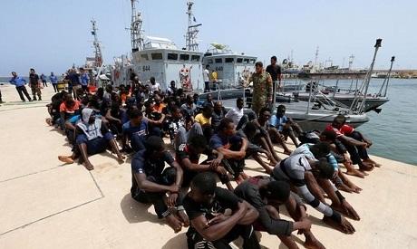 Libya Migration Crisis