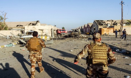 Iraqi Counter-Terrorism Service (CTS)