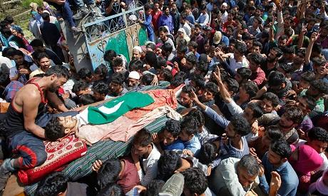 Kashmir Tension