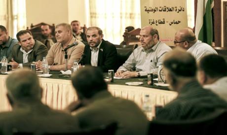 Hamas officials