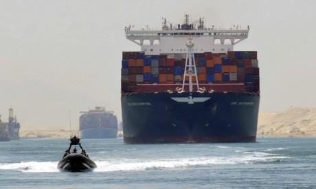 New Suez Canal