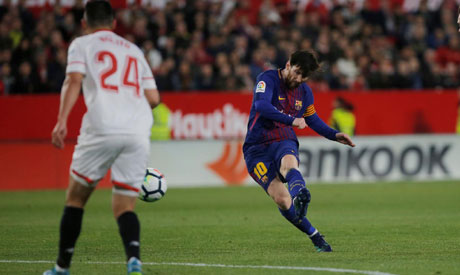 Messi records 33rd title as Barcelona wins Spanish Super Cup