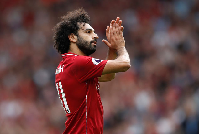 PHOTO GALLERY: Salah opens scoring account with Liverpool, Man City beat Arsenal in England