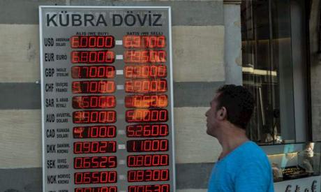 Turkey doubles tariffs on some USA imports over economy 'attacks'