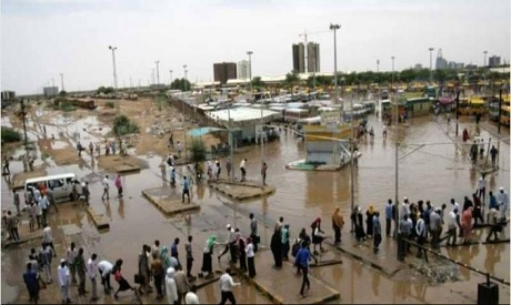 Sudan flood