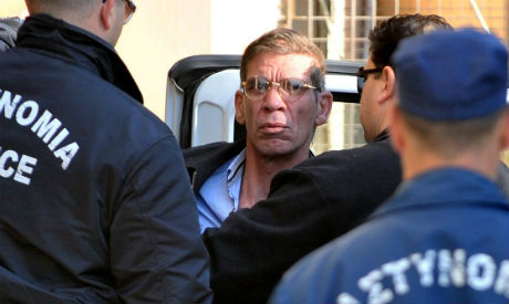 Egypt says plane hijacker extradited from Cyprus