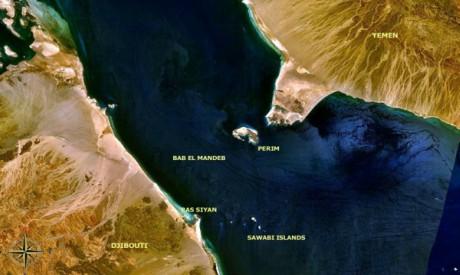 Bab-el-Mandeb area