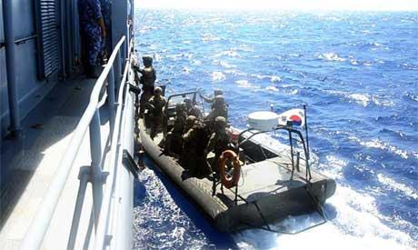 Egypt navy