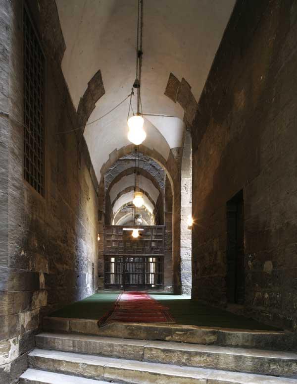 Sultan Hassan mausoleum