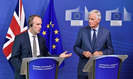 Brexit Talks