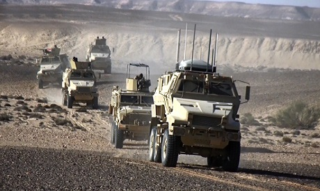 Operation Sinai 2018