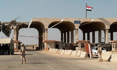 Nassib border