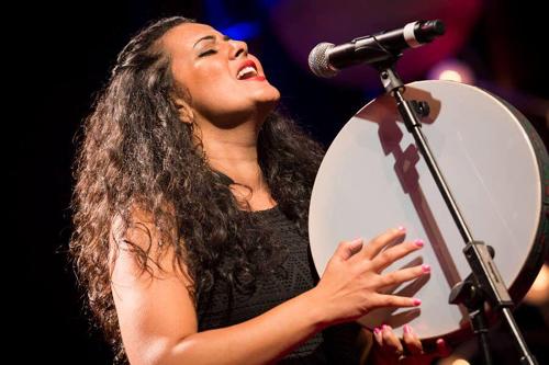 Dina El Wedidi,