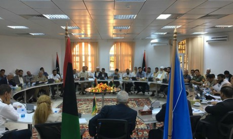 UNSMIL security dialogue for Tripoli