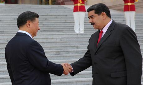 Chinese President Xi Jinping and Venezuela
