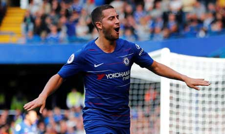 Sarri tips Hazard for EPL Golden Boot