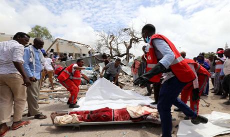 Attack in Somalia
