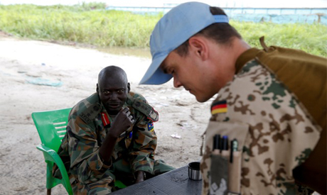UN condemns 'direct attack' on peacekeepers in South Sudan