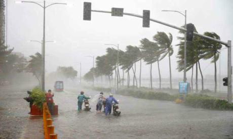 Typhoon Mangkhut, Philippine