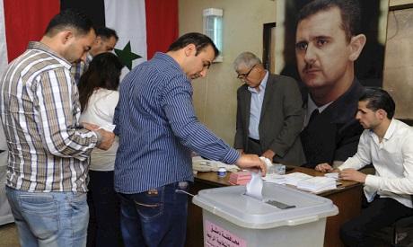 Syria municipal elections