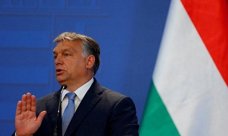Hungarians rally against Orban in Budapest