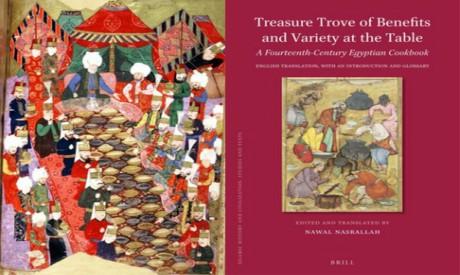 Treasures of mediaeval cooking
