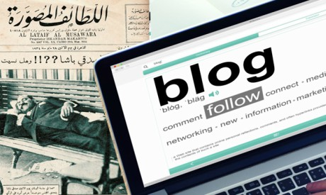 From newspapers to blogs