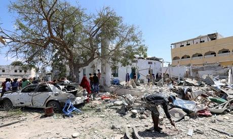Blast in Mogadishu