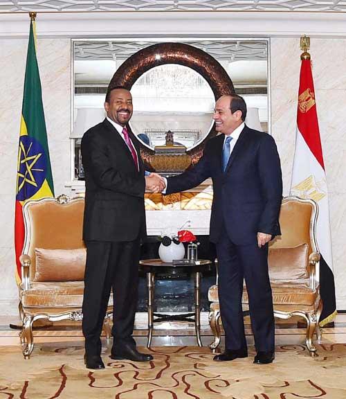 Sisi and Abiy