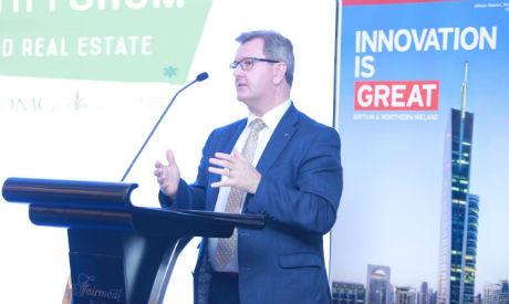Sir Jeffrey Donaldson