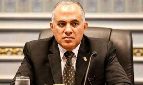 Minister of Water Resources and Irrigation Mohamed Abdel-Ati (Al-Ahram)