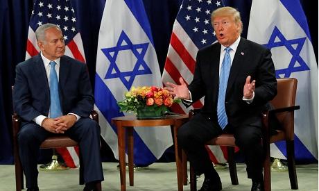 Netanyahu, Trump