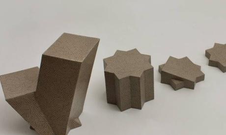 Art Alert: Hazem El-Mistikawy's paper and cardboard