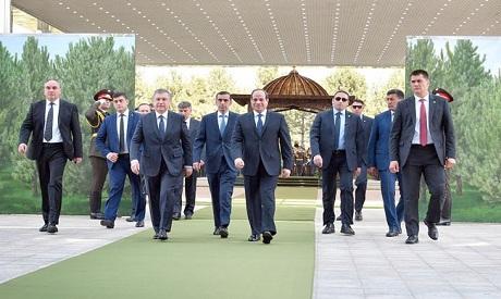 Uzbek and Egypt