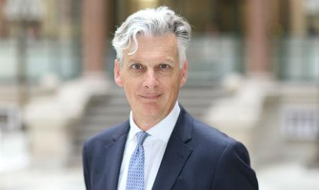 Ambassador Geoffrey Adams