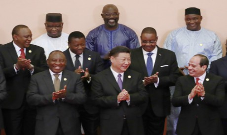 Forum on China-Africa Cooperation 2018