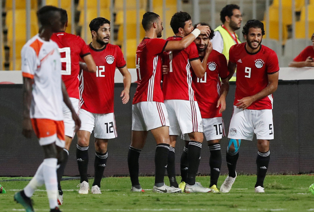 PHOTO GALLERY: Egypt hammer Niger 6-0 in Nations Cup qualifiers