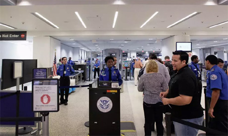 Miami Airport security