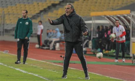 Ahly coach Lasarte