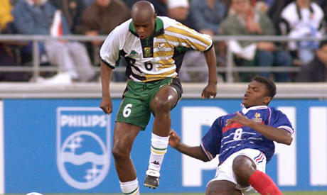 Phil Masinga: former Leeds United and South Africa striker dies aged 49