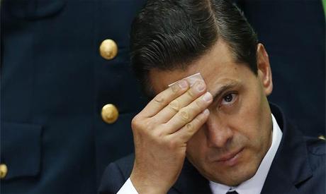 Former Mexican President Enrique Pena Nieto