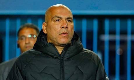 Assistant coach Youssef (Ahly