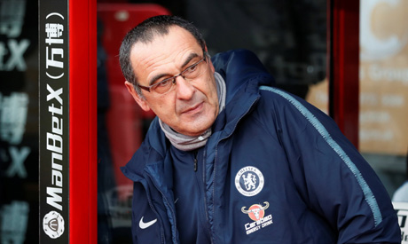 Maurizio Sarri to leave Alvaro Morata out of Chelsea squad?
